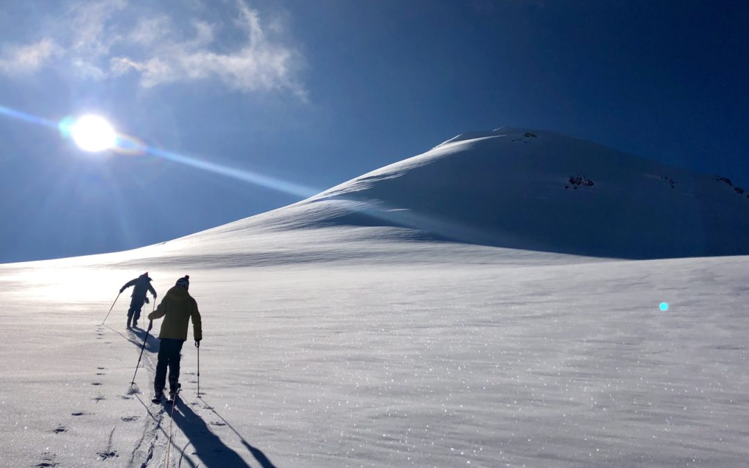 Skitour to Kazbek 28.03 – 05.04.2020